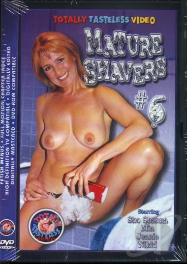 Mature Shavers 30