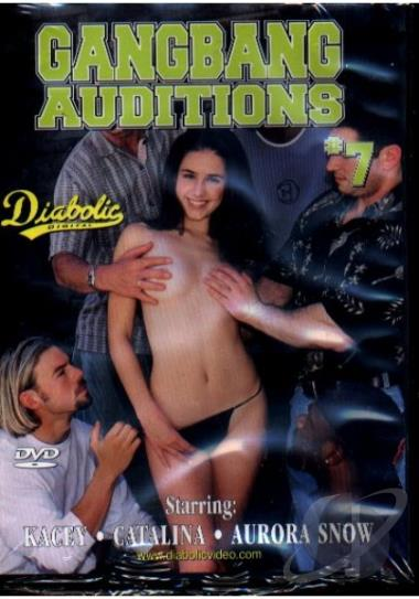 Gangbang auditions series