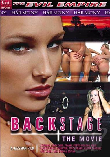 Resultado de imagem para Backstage: The Movie dvd