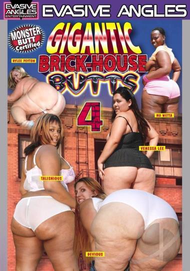 Gigantic Brick House Butt 74