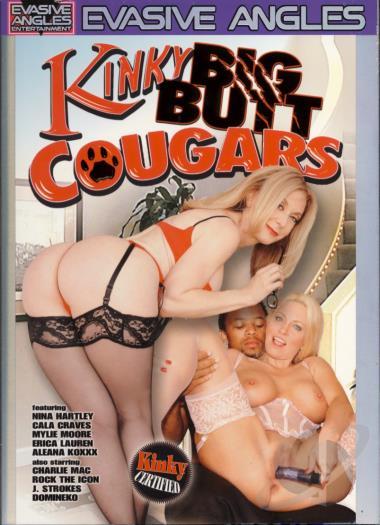 Kinky Big Butt Cougars 45