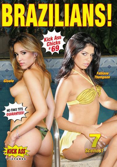 Resultado de imagem para Kick Ass Chicks 69: Brazilians