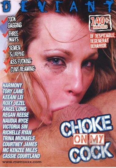 Choke a cock
