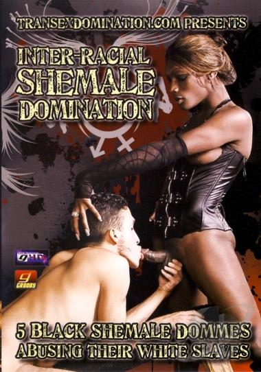 Interracial Shemale Domination 16