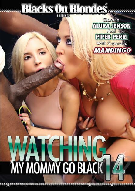 XXX Watching My Mommy Go Black 14 (2016)