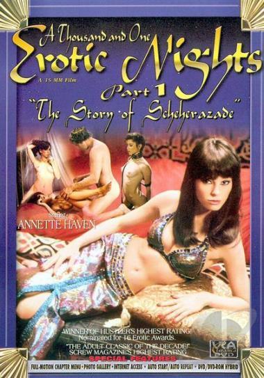 1001 erotic nights the story of scheherazade